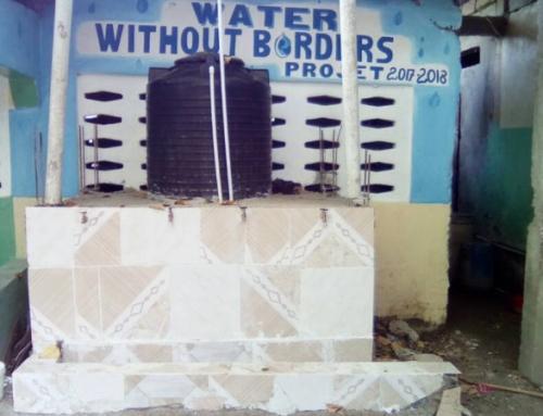 Haiti – Handwashing Stations